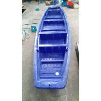 立创厂家供应5M塑料渔船 5米养殖渔船 抓捕塑料船