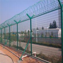 现货公路护栏网 护栏网便宜 围栏铁丝网