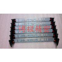 定制cpci 6U4HP面板结构件 阳极 丝印