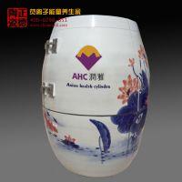 权田养生缸 陶瓷养生缸 活瓷能量养生缸