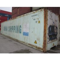 供应食品加工保鲜设备冷藏集装箱