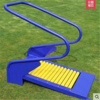 郴州公园体育器材哪有批发 社区公园健身器械款式 室外跑步机 剑桥114优质钢管