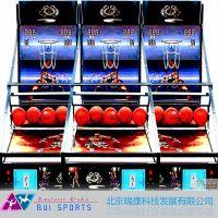 广州篮球机 投篮机厂家直销 豪华款投篮机
