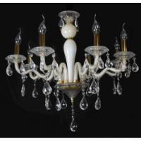 CVMA厂家直销 6010C-8A 欧式现代K9水晶白炽灯大吊灯 LED蜡烛灯客厅卧室餐厅灯具