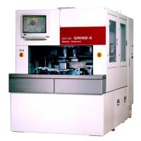 日本okamoto SiC碳化硅背面减薄全自动研磨机冈本GNX200B