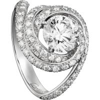 广州正东珠宝国内十大珠宝品牌代工厂设计定制玫瑰金钻石戒指 来图来样加工