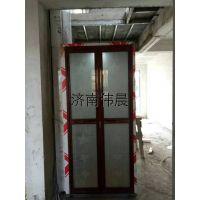 厂家供应SJD液压升降梯 家用小型电梯【济南伟晨】固定式升降台