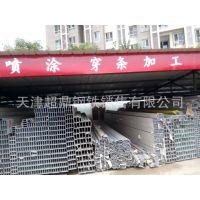 【实拍】幕墙专用铝方管 6063铝合金方管 表面可氧化 可折弯