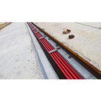地沟滑触线/地沟安全滑触线/室外地沟滑触线HXPnR-H