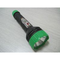 1LED普通塑料手电筒