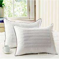 厂家直销 新款双面荞麦保健枕芯 压缩保健护颈椎枕头床上用品批发
