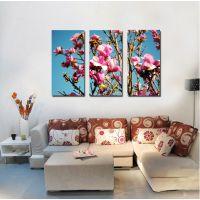 电视沙发背景墙选深圳东方龙科龙门理光UV2513效果好精度高