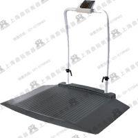 上海鼎拓带扶手医疗电子秤-304不锈钢轮椅秤