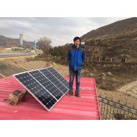 兰州程浩供应:白银会宁县400w太阳能发电设备、家庭太阳能光伏发电设备