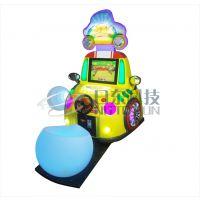 供应 新宝贝赛车3代 赛车机 儿童乐园新产品 中山市日东动漫科技