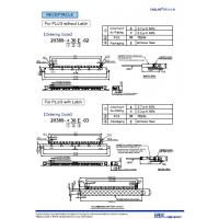 供应 I-PEX 20389-Y30E-02 原厂库存连接器及其同轴线