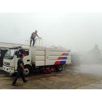 道路清扫车高压清洗扫路车园林绿化吸尘车
