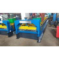 地鑫供应高质量的840彩钢单板机 角驰压瓦机 彩钢生产线