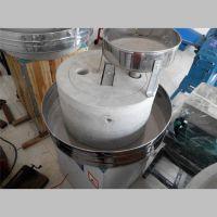 振德供应优质传统纯天然石磨豆浆机 电动香油石磨机