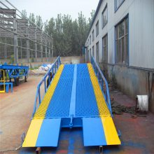 梅州市集装箱叉车装卸平台 液压登车桥厂家直销 安全性高 售后服务好