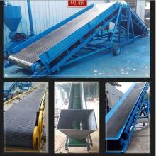 湖北襄阳市 PVC流水线输送带 装车皮带输送机