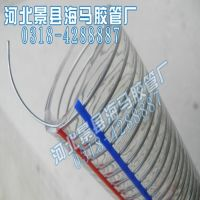 海马牌DN50 2寸PVC食品软管食品胶管海马食品软管质量好