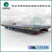 新利德供应建筑工地天车配套搬运设备KPT-15T拖电缆轨道平车