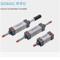 供应台湾SHAKO气缸新恭标准气缸TC32B-50SF-1-FA-FY 供应商图片