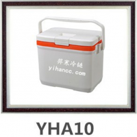 YHA10-2上海羿寒冷链研发出符合药监局新版药品GSP认证要求的保温箱,冷藏箱,全程监控温度