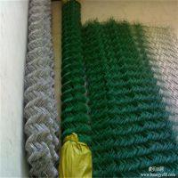 供应专业订做热镀锌球场勾花网 塑后3.8mm 孔5*5cm