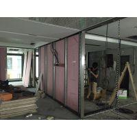 防火玻璃高隔断/防火玻璃高隔墙-玛柯400-615-2027