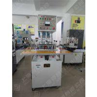 江苏南通pvc堆积门热合机生产商 快速卷帘门焊接机骏精赛品牌制造