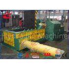 Multi - Function Aluminum / Copper Baler Compactor , Push Out Syyle Scrap Metal Baler