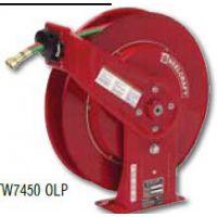 锐技气焊卷轴配有铝制耐磨涂层 TW7450 OLP