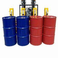 促销 叉车油桶夹属具双桶夹具抱桶夹二手叉车 2吨3吨合力堆高叉车