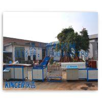 捆草绳设备的生产厂家莱州庆吉塑料机械