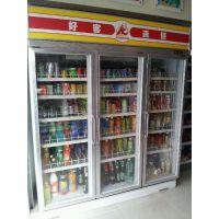 厦门连锁便利店冷柜冰箱供货商 三门保鲜冰箱 冷柜代理 冷柜保修时间