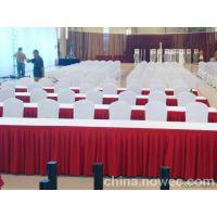 定做印字桌布 会议桌布 会议室台昵 北京桌布 餐厅桌布