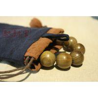 小叶檀沉香核桃菩提保护收纳袋挂件摆件手串手链佛珠文玩袋保养袋