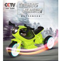 儿童电动车摩托车三轮车可坐人宝宝童车电瓶车玩具车童车