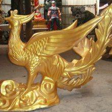 江苏镂空龙雕塑玻璃钢电镀金色龙浮雕砂岩仿汉白龙会所大堂壁挂件