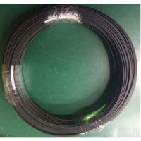 广州厂家供应4芯多模室内蝶形阻燃光缆 FTTH 皮线缆 下线缆 可定制