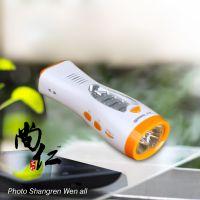 上海创意旅行家LED手电筒收音机 多功能迷你手电筒批发CW2128
