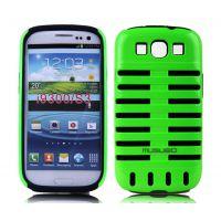 厂家直供、三星手机壳批发  三星i9300麦克风手机保护套
