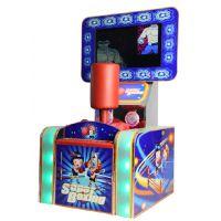 【超级拳击】儿童拳击机 儿童电子游戏机 电玩游乐设备 游艺机
