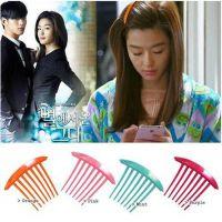 新款发饰韩国进口正品来自星星的你千颂伊全智贤同款发夹发梳批发