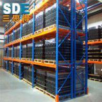 三思得仓储设备有限公司是专业的货架、仓储货架、重型货架、中型货架等各种仓储设备的生成制造商,我们生产
