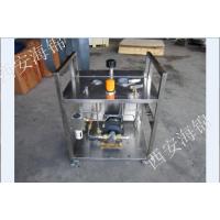 供应液体、气体气动增压泵