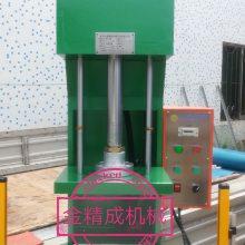 冲压式折弯机|大台面四柱液压铆接机