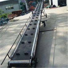 大倾角皮带输送机 倾斜爬坡带式运输机 高质量高效率